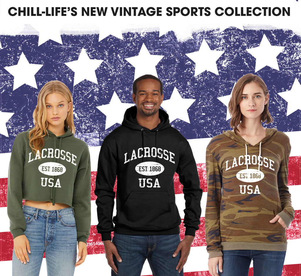 vintage hoodies sports collection