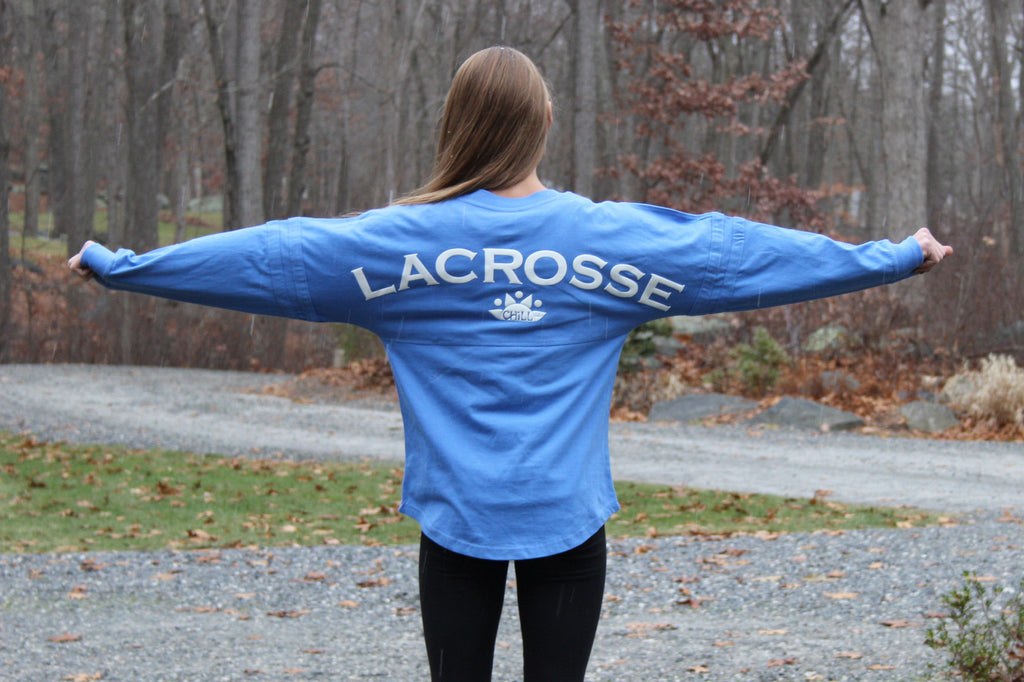 LACROSSE Spirit Shirt- choose your favorite color
