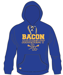 Bacon Academy Lace Up Hoodie