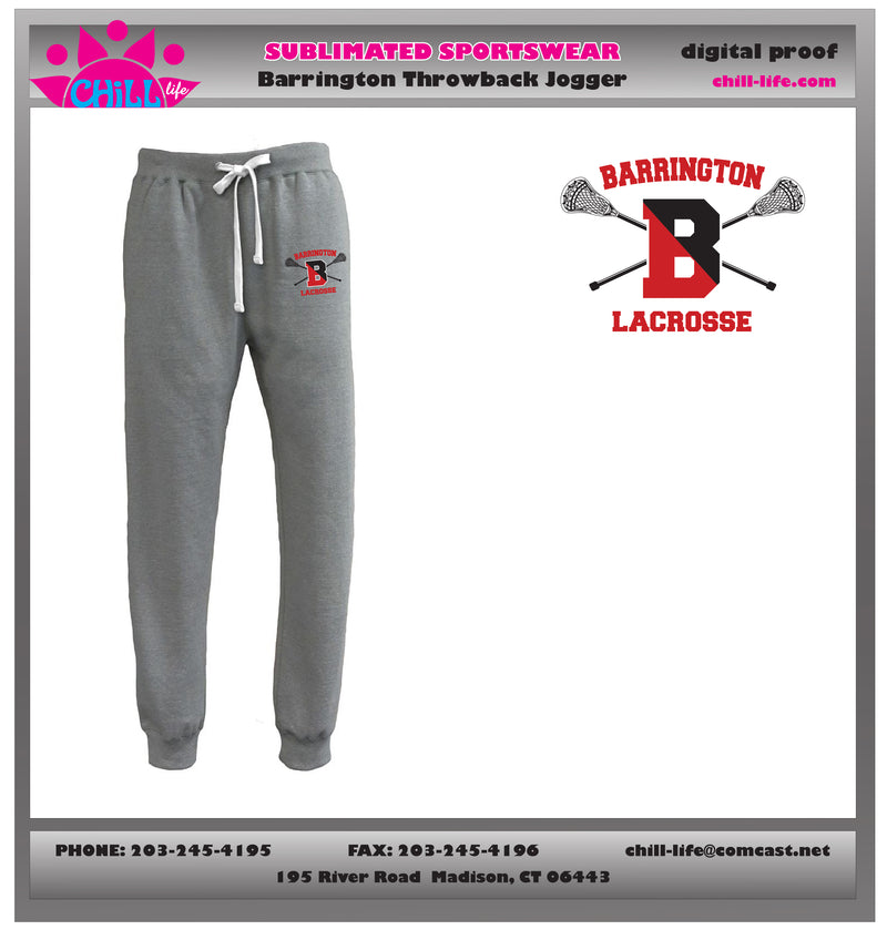 Barrington Lacrosse Joggers