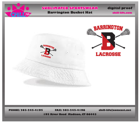 Barrington Lacrosse Bucket Hat