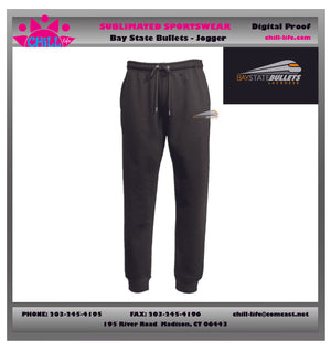 Bay State Bullets Joggers