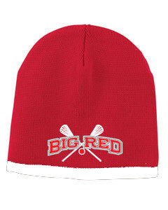 NA Big Red Knit Cap