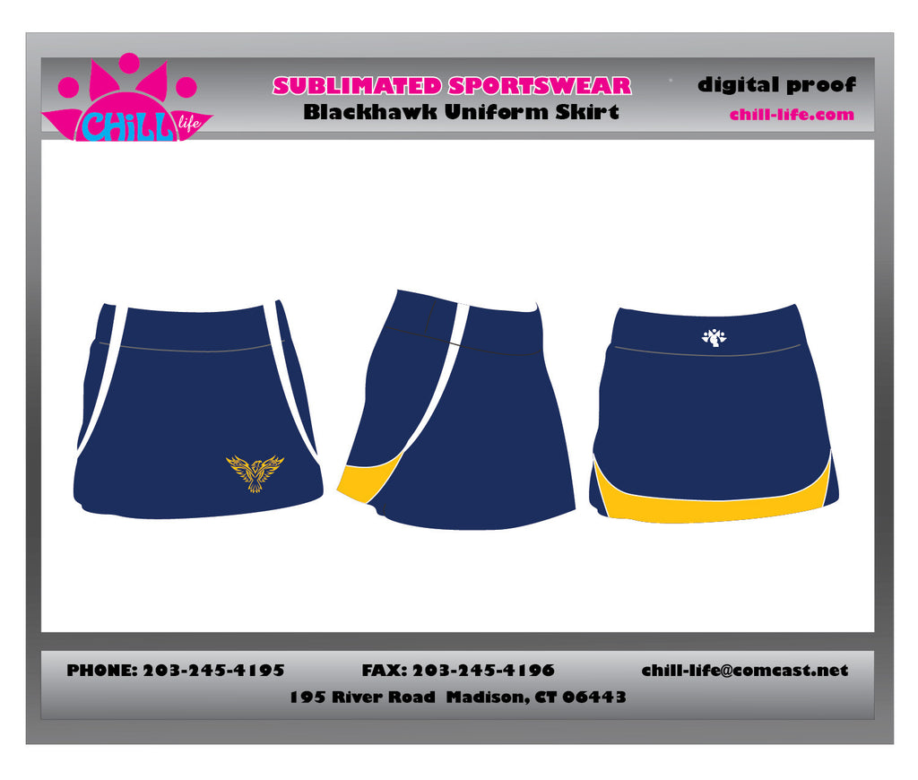 Blackhawk Uniform Skort