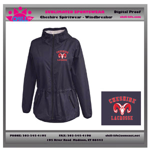 Cheshire Lacrosse Windbreaker