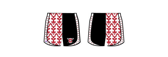 Custom Colchester Sublimated Girls Short
