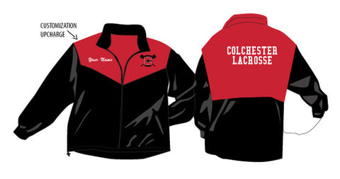 Colchester Full Zip Lacrosse Jacket