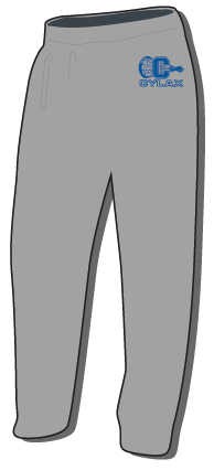 CYLAX Open Bottom Sweatpant