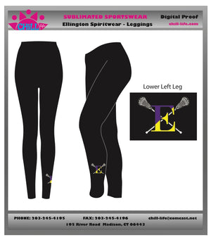 Ellington Lacrosse Leggings