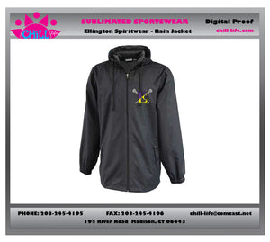Ellington Lacrosse Rain Jacket