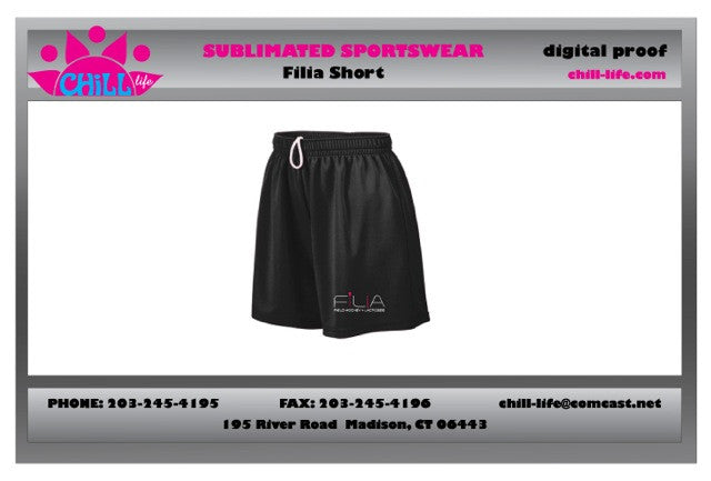 Custom FILIA Basic Mesh Short
