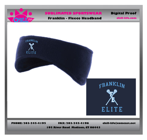 Franklin Elite Polar Fleece headband