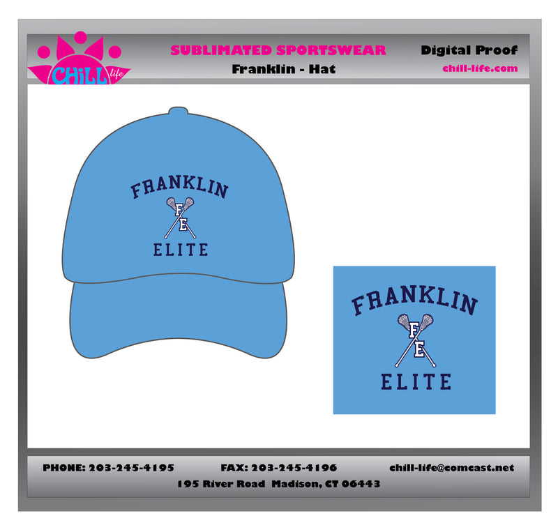 Franklin Elite baseball cap