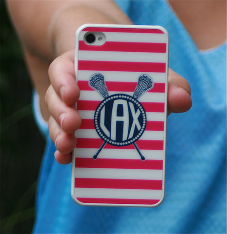 LAX Monogram Phone Case