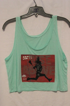 Cropped Graphic Tanks- choose your favorite graphic and color