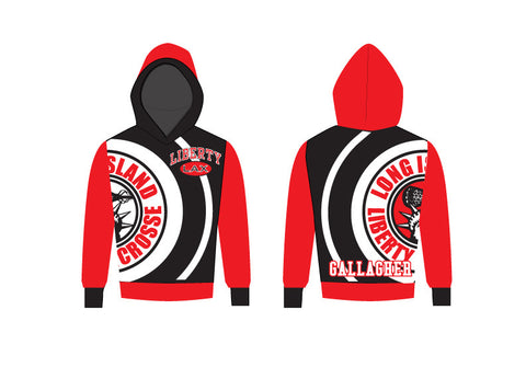 Poly Bonded Hoodie With Personalization