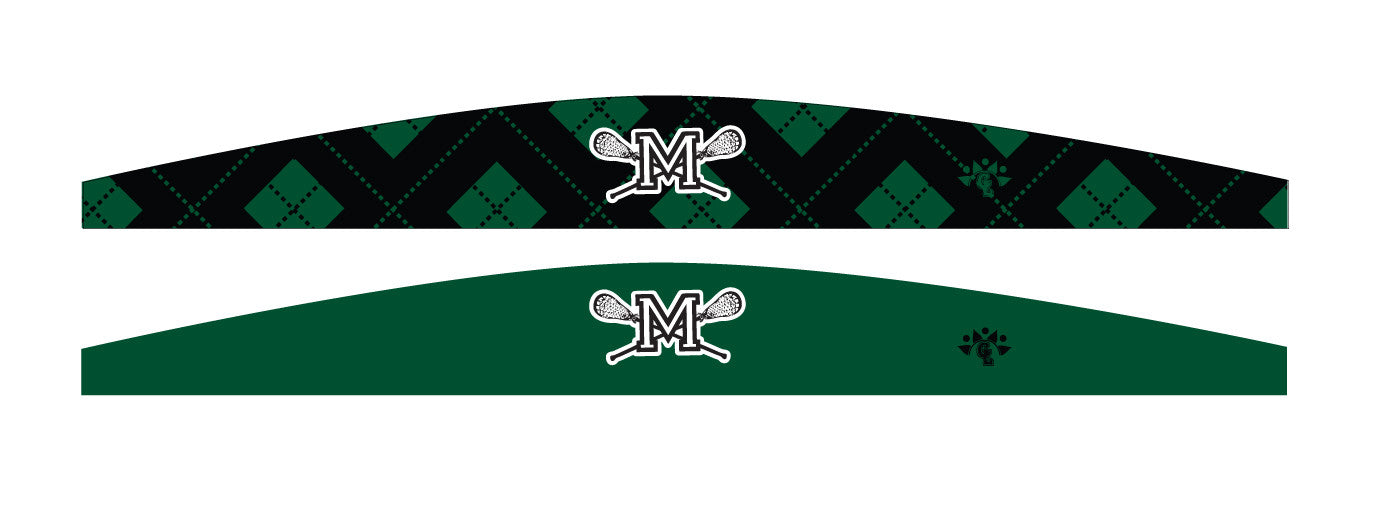 Mason Custom Sublimated Headband Bandana- open ended ties behind head –  CHiLL-life sport 5860f75e485