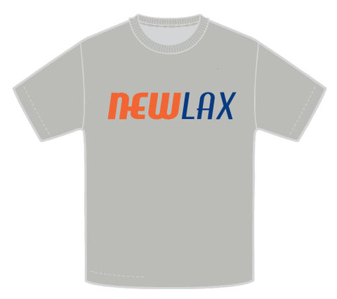GREY uni-sex tee-THE CLASSIC