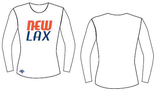 NewLax Long Sleeve Shooter