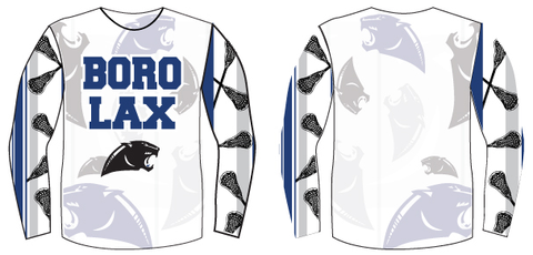 Springboro Long Sleeve Shooter Shirt