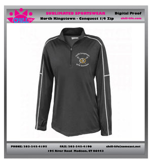 North Kingstown Girls Lacrosse Conquest 1/4 Zip