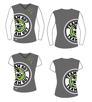 "Sublimated Short and Long Sleeve Shooter Shirt-""The Stinger"""