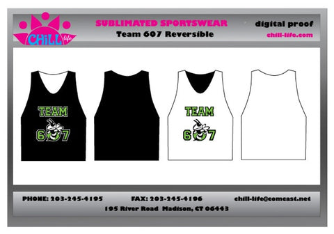 Reversible Pinnie