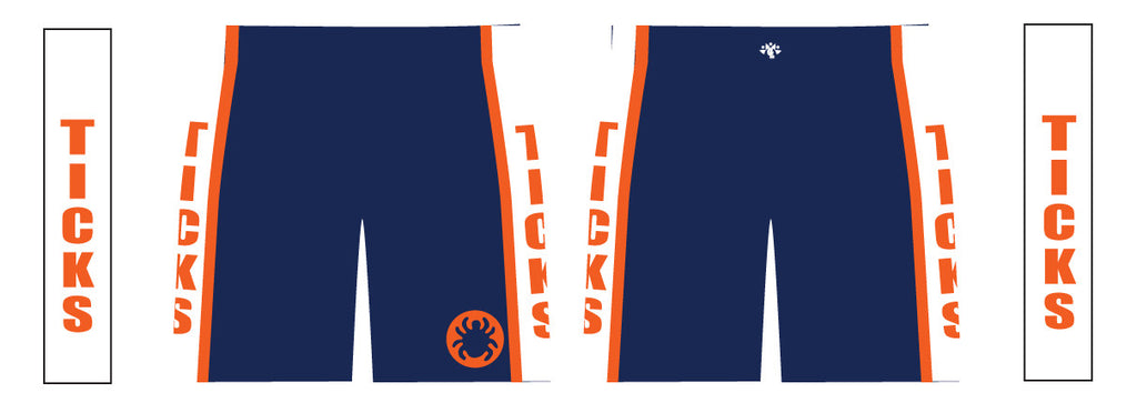 TICKS BOYS GAME UNIFORM SHORT