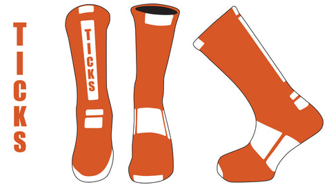 TICKS Official Uniform Sock
