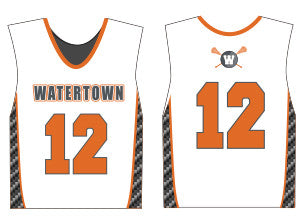 BUNDLED 3 PC SET -Watertown Lacrosse Boys Reversible Uniform Top