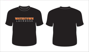 Watertown Lacrosse Short Sleeve Performance Tee