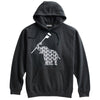 Elephant with Oar Crew Heavyweight Hoodie