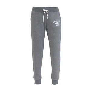 Girls Hockey Joggers-Vintage Distressed Established Date USA