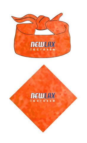 NewLax Bandana-Dry Fit Material-just like Nadal