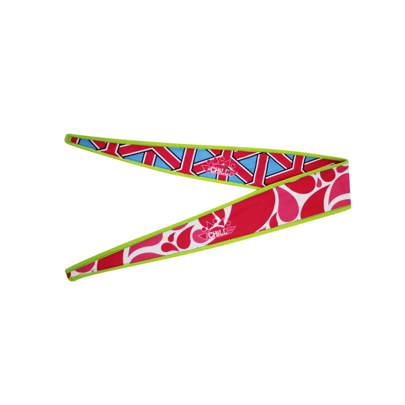 Athletic headbands-OPEN TIED flex headties