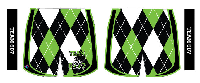 Team 607 Custom Swifty Shorts
