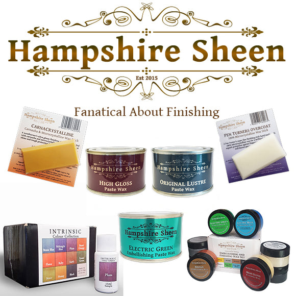 Hampshire Sheen Finishing & Embellishment Products