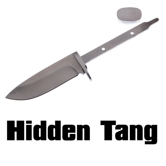 Hidden Tang Knife Blanks