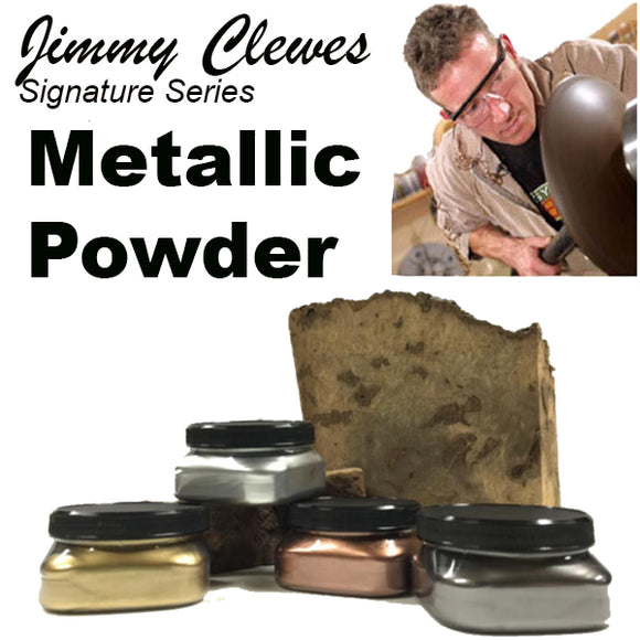 Jimmy Clewes Metallic Powders