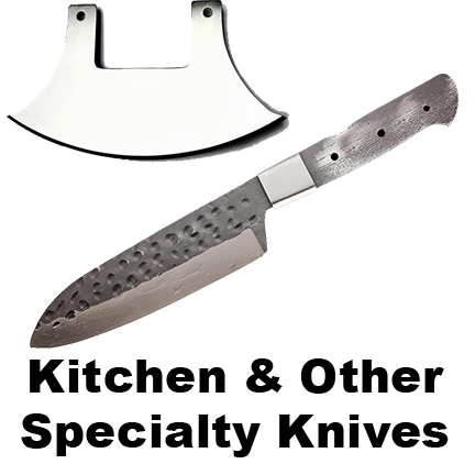 Kitchen Knives and Other Specialty Knives