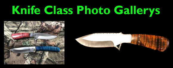 Knife Classes Photo Gallery