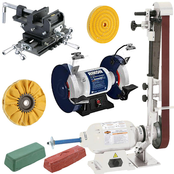 Metal  Buffing, Grinding and Sanding Tools & Supplies