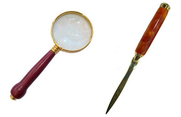 Letter Openers & Magnifiers
