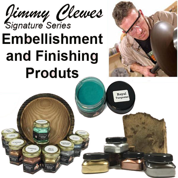 Jimmy Clewes Finishing & Embellishment Products