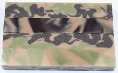 Faded Camo Acrylic Pen Blank