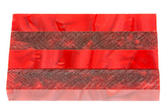 Red Rage Acrylic Pen Blank