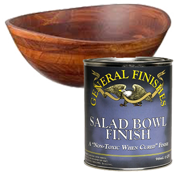 Woodworld Of Texas Oil Based Salad Bowl Finish General