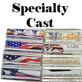 Specialty Photo Cast Pen Blanks