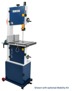 "Rikon 14"" Deluxe Bandsaw #10-326  1 3/4hp   NEW PRODUCT - WoodWorld of Texas"