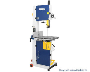 "RIKON 14"" Professional Bandsaw 3HP motor   # 10-353 NEW PRODUCT - WoodWorld of Texas"